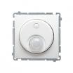 Czujnik ruchu Kontakt-Simon Basic BMCR10P.01/11 do LED z przekaźnikiem biały