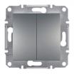 Łącznik świecznikowy Schneider Asfora EPH0300362 stalowy