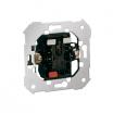 Przycisk pojedynczy Kontakt-Simon 82 75160-39 zwierny podświetlany mechanizm