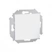 Przycisk pojedynczy Kontakt-Simon 15 1591150-030 biały