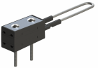 Uchwyt końcowy przyłącza 4X25-70MM2 SPIN403
