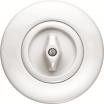 1930 Przycisk do łącznika symbol światło biały Hager 1226