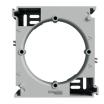 Podstawa naścienna Schneider Asfora EPH6100261 rozszerzająca puszka natynkowa aluminium