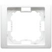 Ramka pojedyncza Kontakt-Simon Basic Neos BMRC1/11 biała