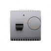 Regulator temperatury Kontakt-Simon Basic BMRT10W.02/21 z czujnikiem wewnętrznym stal inox