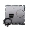 Regulator temperatury Kontakt-Simon Basic BMRT10ZS.02/21 z czujnikiem zewnętrznym stalowy