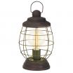 Lampa stołowa Eglo Vintage 49288 60W E27 brąz/ patyna