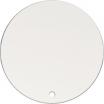 Klawisz pojedynczy Schneider Odace S520297 z diodą LED biały