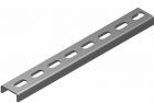 Szyna montażowa 35x7x2000mm stal perforowana SZP35H7/2 613120 Baks
