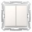 Łącznik świecznikowy Schneider Sedna SDN0300423 hermetyczny IP44 kremowy