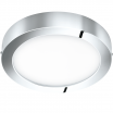 Plafon Eglo Fueva 1 96058 lampa sufitowa oprawa downlight oczko 1x22W LED biały / chrom okr.