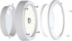 Oprawa plafon LED Lumax Vera LO1261 12W 900lm 840 IP65