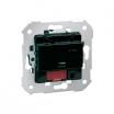 Łącznik elektroniczny schodowy Kontakt-Simon 82 75356-39 z podświetleniem z przekaźnikiem 2000W mechanizm