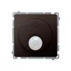 Czujnik ruchu Kontakt-Simon Basic BMCR11P.01/47 do LED z przekaźnikiem czekoladowy