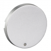 Klawisz pojedynczy Schneider Odace S530297 bez diody LED aluminium