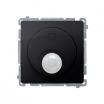 Czujnik ruchu Kontakt-Simon Basic BMCR10P.01/28 do LED z przekaźnikiem grafitowy