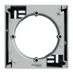 Podstawa naścienna Schneider Asfora EPH6100161 puszka natynkowa aluminium