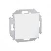 Wyłącznik pojedyńcze podtynkowe 1591101-030 biały SIMON15 KONTAKT-SIMON