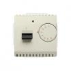Regulator temperatury Kontakt-Simon Basic BMRT10W.02/12 z czujnikiem wewnętrznym beżowy