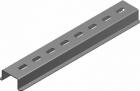 Szyna montażowa 35x15x2000mm stal perforowana SZP35H15/2 613220 Baks