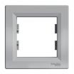 Ramka pojedyncza Schneider Asfora EPH5800161 aluminium