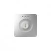 Klawisz Sense Kontakt-Simon Simon Sense 8000615-093 Custom T3 aluminium