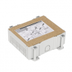Kaseta do wylewki Kontakt-Simon Connect G33 z tworzywa do puszek podłogowych SF310, SF370 Simon 500 3-modułowych