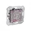Łącznik elektroniczny schodowy Kontakt-Simon 82 75322-69 z podświetleniem z przekaźnikiem 2000W mechanizm