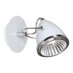 Kinkiet lampa ścienna Spot Light Oliver 1x5W GU10 LED biały/chrom 5109102 - WYPRZEDAŻ - ostatnie sztuki!