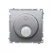 Czujnik ruchu Kontakt-Simon Basic BMCR10P.01/21 do LED z przekaźnikiem inox