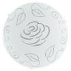 Eglo Mars 1 89238 Plafon oprawa sufitowa 1x60W E27 biały