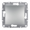 Łącznik pojedynczy Schneider Asfora EPH0100361 aluminium