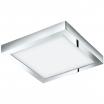 Plafon Eglo Fueva 1 96059 lampa sufitowa oprawa downlight oczko 1x22W LED biały / chrom kwadr.
