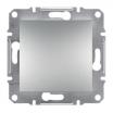 Łącznik pojedynczy Schneider Asfora EPH0100161 aluminium