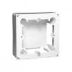 Puszka natynkowa Kontakt-Simon Classic MPN1/11 pojedyncza płytka 31mm biała
