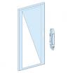 Drzwi pelne Przegroda do obudowy stojącej M33 08224 Schneider