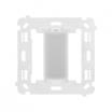 Łącznik/przycisk pojedynczy Kontakt-Simon 54 Touch ST1M sterownik dotykowy uniwersalny mechanizm