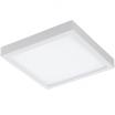 Plafon Eglo Fueva 1 96169 lampa sufitowa oprawa downlight oczko 1x22W LED biały kwadr.