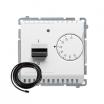 Regulator temperatury Kontakt-Simon Basic BMRT10ZS.02/11 z czujnikiem zewnętrznym biały