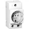 Gniazdo modułowe Schneider iPC, 2p+E, 16A, 250VAC, IEC 2316, standard włoski A9A15303