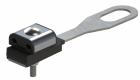 Uchwyt końcowy przyłącza 2X16-35MM2 Z201 ALPAR