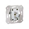 Gniazdo podwójne Kontakt-Simon 82 75458P-39 z uziemieniem mechanizm