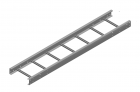 Drabinka kablowa Baks samonośna DSC300H100/3 410133