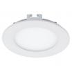 Plafon Eglo Fueva 1 94047 lampa oprawa wpuszczana downlight oczko 1x5,5W LED 3000K biały