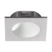 Oczko LED Eglo Zarate 96902 2W LED 200lm 3000K srebrne/białe