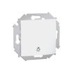Przycisk światło Kontakt-Simon 15 1591651-030 biały