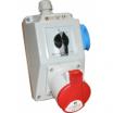 Zestaw instalacyjny ŁK 0-1 ZI02 R211 1501+GN5S Spamel