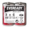 Bateria R 14 1,5v C eveready red hd blister 2 szt Energizer