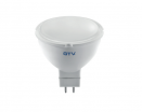 Żarówka LED GTV LD-SM4016-30 4W MR16 12V SMD 2835 ciepła biała 120 stopni 300lm