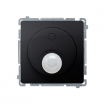 Czujnik ruchu Kontakt-Simon Basic BMCR11P.01/28 do LED z przekaźnikiem grafitowy